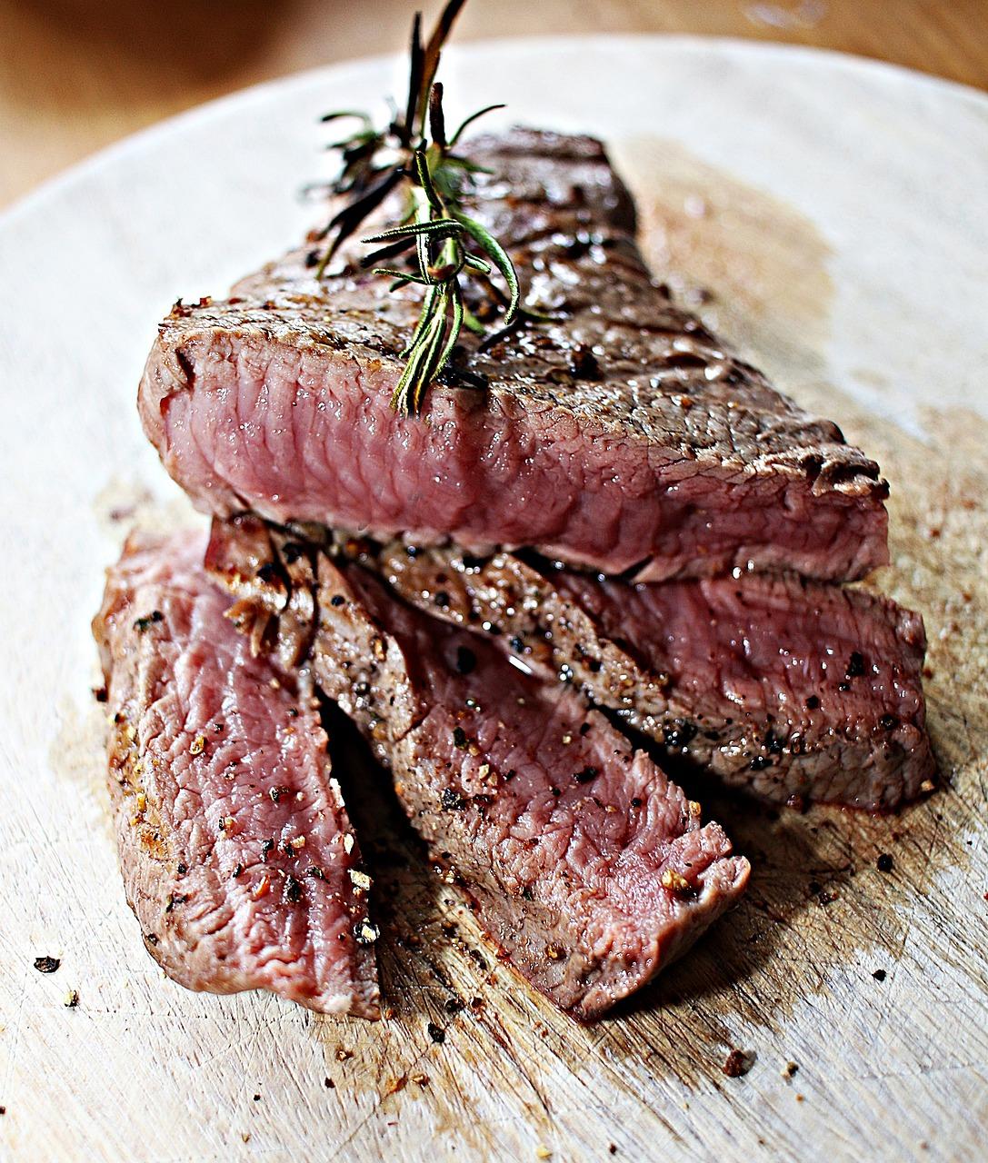 בשר במידת עשיה נכונה