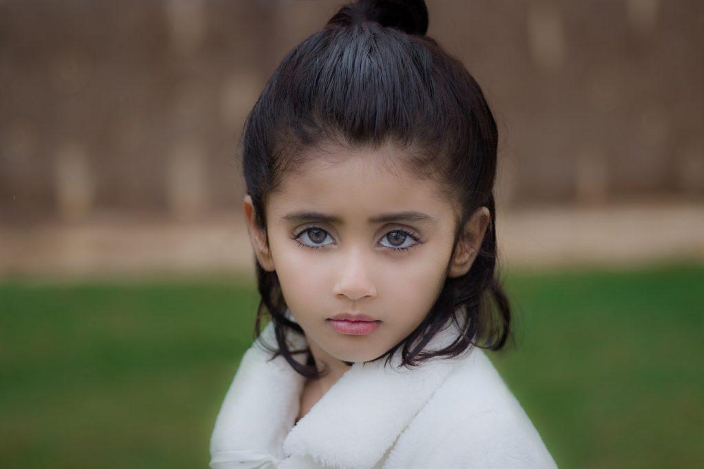 ילדת בת מצווה