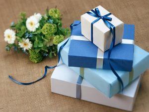 מגוון רחב של מתנות
