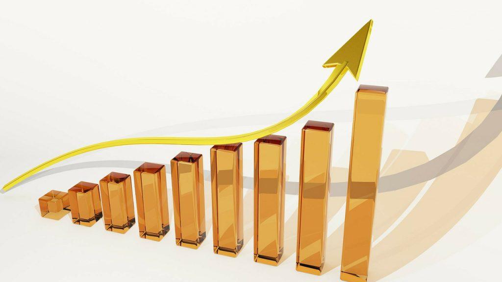 גרף של השקעות